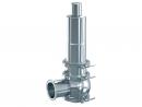 Угловой предохранительный клапан Goetze Armaturen серия 4000 санитарно-гигиенического исполнения